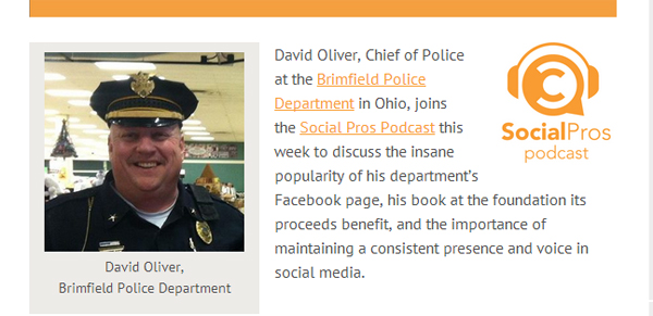 Social Pros Chief Oliver