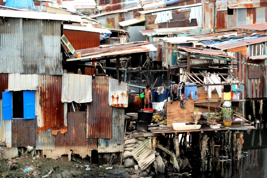 Shanty Town - What is the Real World